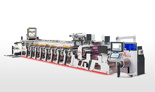 Packaging Printing Machines