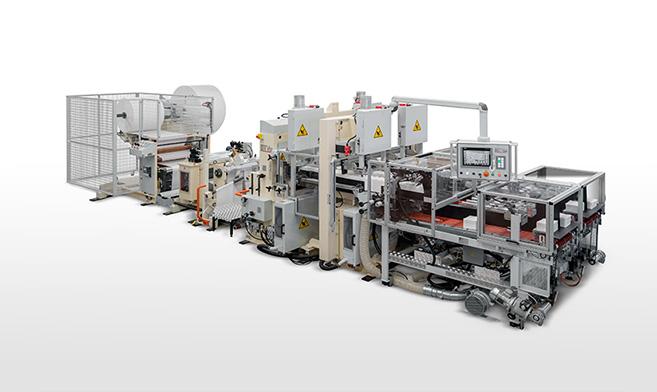 Tissue Converting Machines